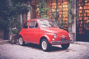 Deutsche autos nehmen weniger platz auf den Strassen